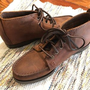 Eastland Leather Moccasin Hiking Boot